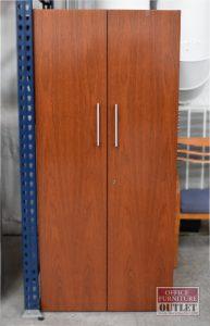 GIEGER 2 Door Wardrobe